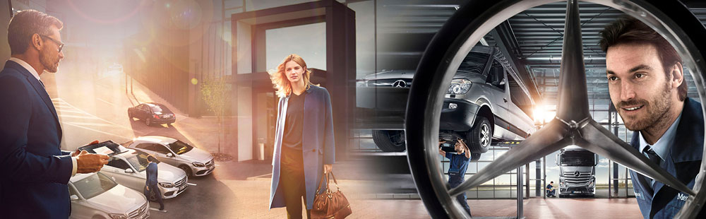 Mercedes-Benz recrute