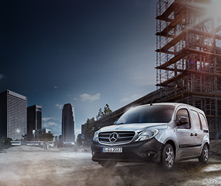 Citan Fourgon Mercedes-Benz